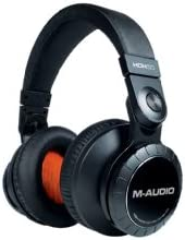 M-Audio HDH50 | Professional High Definition Studio-Grade Headphones