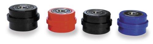 T.M. Designworks Powerlip Chain Roller Kit - Red Plr-212-Rd