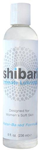 Shibari Premium Intimate Lubricant, Ultra-Smooth, Water Based, 8oz Bottle by Shibari