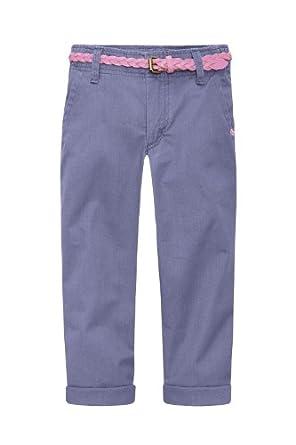 Bellybutton Kids Mädchen Hose Normaler Bund 11616-40160, Gr. 122, Blau (blue shade)