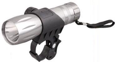 Bright Ideas 768 1 WATT LED Aluminum Alloy Bicycle Headlight