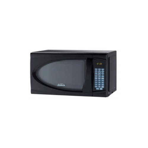 Sunbeam 1.1 Cu. Ft. Digital Microwave Oven front-511098