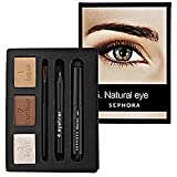 SEPHORA COLLECTION Beauty In A Box Natural Eye Tutorial ($50 Value) Natural Eye Tutorial