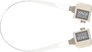 YAGI すきま配線ケーブル片側直付-片側直付 SCA-05-B