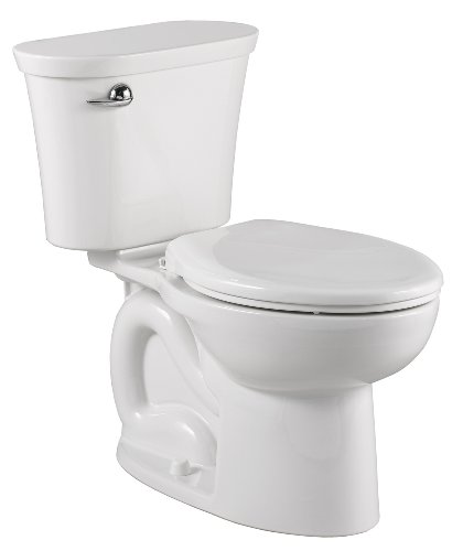 American Standard SureFlush 12-Inch Vitreous China Toilet Tank and Cover 31242