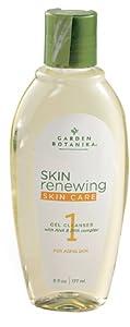 Garden Botanika Skin Reing Gel Cleanser, 6-Fluid Ounce by Garden Botanika