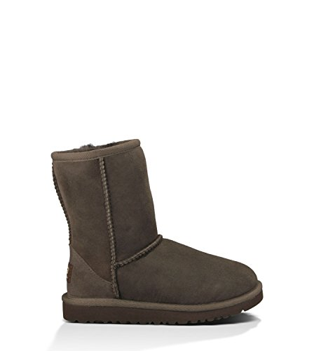UGG Australia Women's Classic Chocolate Sheepskin Boot 5 M US