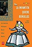 La infantita quiere bunuelos/ the Little Princess wants Fritter (Bv Saber) (Spanish Edition)