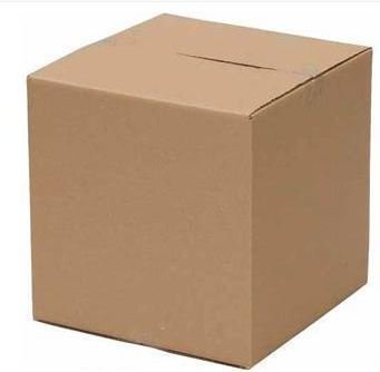 10 Cardboard postal packing gift boxes 6