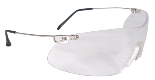Frameless Shooting Glasses : Radians Clay Pro Eye Protection Glasses (Clear) Sporting ...