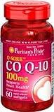 Puritan's Pride Puritans Q-sorb Coq10 100mg 60 Softgels 1 Bottle