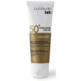 SUNLAUDE SPF 50 + COLOR