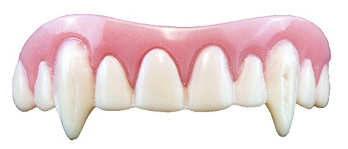 Adult Vampire Teeth White One-Size Billy Bob Teet
