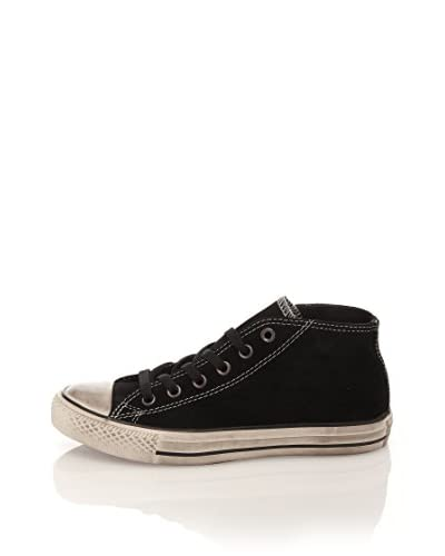 Converse Sneaker All Star Clean Mid Suede [Nero]