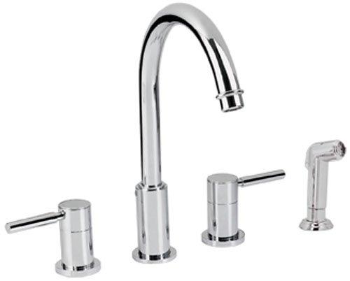 EZ-FLO 10302 Kitchen Widespread Faucet cтеппер bs 803 bla b ez