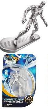 Fantastic 4 Action Figure Silver Surfer