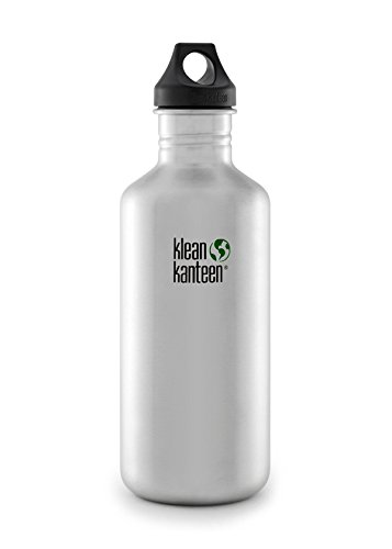Klean Kanteen Stainless Steel Bottle with Loop Cap