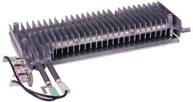 Trockner / Wäschetrockner Heizung für div. Geräte von Bauknecht / Whirlpool - Teile-Nr. 481231028307 (ersetzt: 481225928884, 481225928674) - 2500 W - auch Bosch / Siemens - Teile-Nr. 361061 - Neu & original
