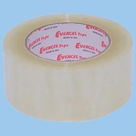 【クリックでお店のこの商品のページへ】エバーセルOPPテープ (透明)50mm×100m No.835EV