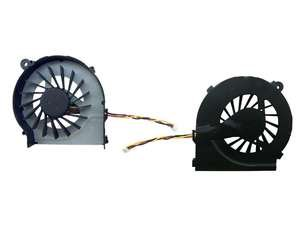 New Laptop CPU Cooling Fan For HP Pavilion G7-1070US G7-1150US G7-1310US G7-1219WM Series 595833-001 731534 001 731534 501 for hp pavilion 17z e100 17z laptop motherboard a4 5000 cpu onboard ddr3 da0r76mb6d0