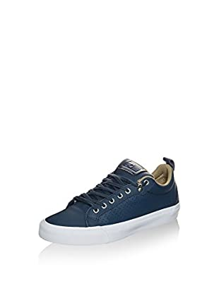 Converse Zapatillas All Star Fulton Mid Sneaker (Azul / Blanco)