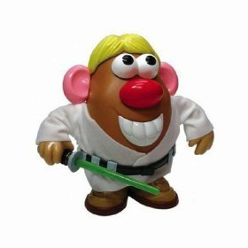 Star Wars Mr. Potato Head - Luke Frywalker (Luke Skywalker)