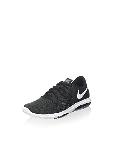 Nike Zapatillas Flex Fury 2 (GS) Negro