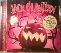 Jack O'lantern Jams Cd Including Monster Mash