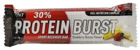 Qnt Protein Burst Bar Straw/Banana 70G