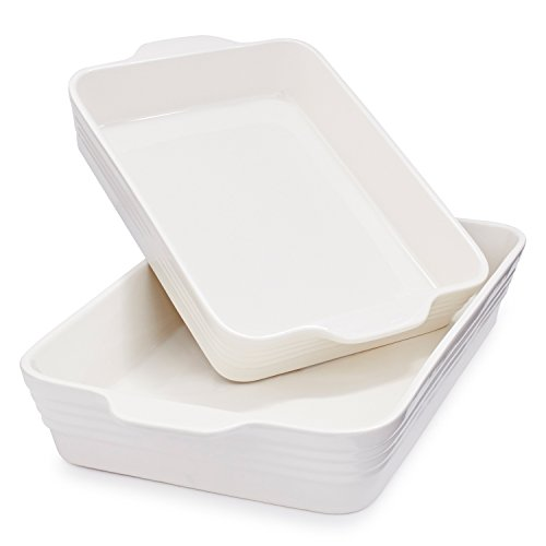 Sur La Table White Oven-to-Table Bakers M94/M95 WIN , Set of 2 (Bakers Table compare prices)
