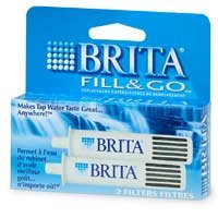 Brita 42333 Filter For 42370 Water Bottle
