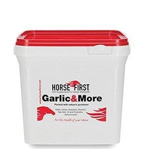 Horse First Garlic & More 4Kg
