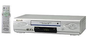 Panasonic PV-V4624S 4-Head Hi-Fi VCR, Silver