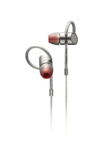 Bowers & Wilkins C5T In-Ear Headphones - Titanium