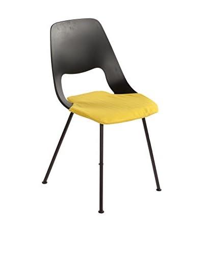 Control Brand Turo Side Chair, Black