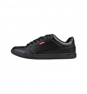 LEVI'S scarpe uomo Sneakers man shoes 222805_794_60_BLACK stringate basse (40.5)