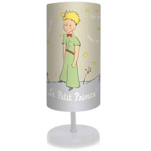 Terkoa lampe de chevet petit prince for Lampe de chevet a pince