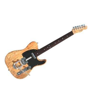 Rock Band 3 Wireless Fender Premium Telecaster for Xbox 360 - Butterscotch