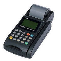 Lipman Nurit 8320U Credit Card Terminal/Printer w/ Smartcard and Battery image