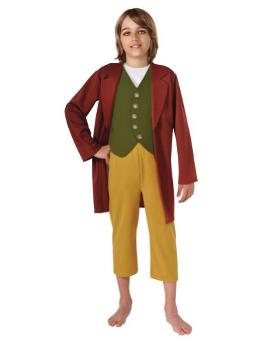 Bilbo Baggins Child Costume Lg Kids Boys Costume