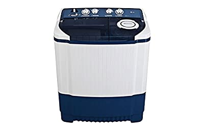 LG P8072R3FA Semi-automatic Top-loading Washing Machine (7 Kg, Dark Blue)