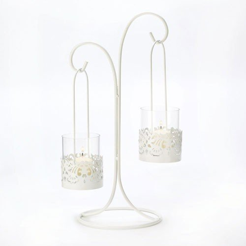 Malibu Creations Filigree Candle Stand цена и фото