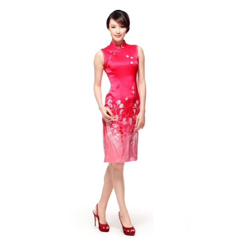 Buluos New Type Clssic Diamond Wedding Cheongsam