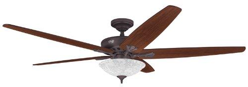Hunter Fan 23963 70-Inch Stockbridge Ceiling Fan, New Bronze