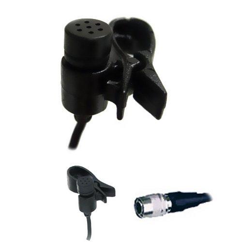 Av-Jefe Tcm-141-H4P Lavalier (Lapel) Microphone With Hiroshi Mini 4 Pin For Audio Technica