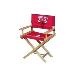 Guidecraft NBA Chicago Bulls Jr. Directors Chair at Amazon.com
