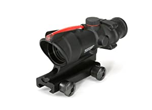 Acog 4 X 32 Scope Dual Illuminated Chevron .223 Ballistic Reticle