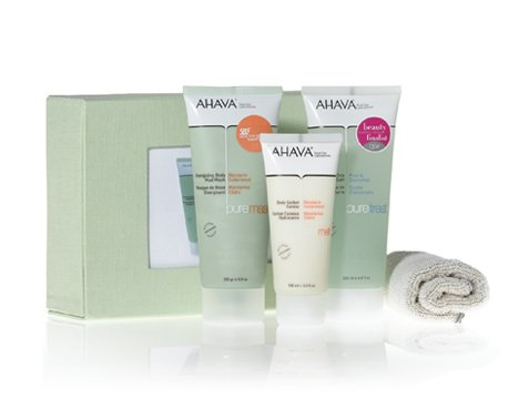 AHAVA - The Radiant Spa Kit