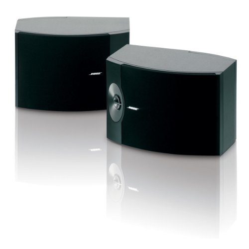 Bose 301-V Stereo Loudspeakers (Pair) - Black