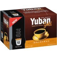 Yuban Gold Original Single serve cups for Keurig K-Cup Brewers, 12-Count (Pack of 3) (Keurig Coffee Yuban compare prices)